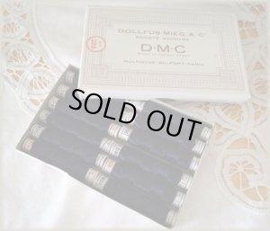 画像1: DMCデッドストック糸セット