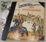 フランスヴィンテージ絵本・les croisades