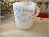 I Love Grandmaマグ